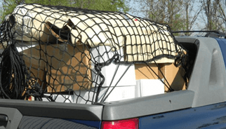 cargo nets for bakkies