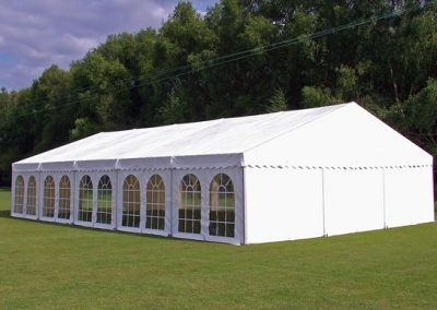 White Frame Tent Marquee